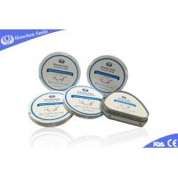 CE Approved Dental Zirconia Discs Wieland System Compatible Od 98mm Manufactures