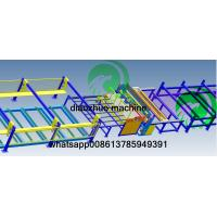 High Precision Fencing Wire Manufacturing Machine , Wire Mesh Welding Line Manufactures
