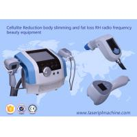 Cellulite Reduction RF Beauty Equipment Weight Loss Radio Frequency Beauty Machine Manufactures