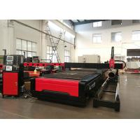 China Pipe And Plate Cnc Metal Cutting Machine With USA Hypertherm HPR 130XD on sale