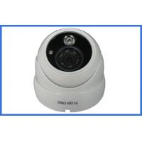 Vandalproof mini indoor IP CCTV security Camera wireless , home surveillance system Manufactures