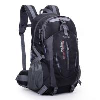 40L Nylon Outdoor Travel Backpack Wear Resistant For Outdoor Hiking / Camping Manufactures