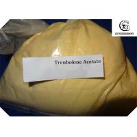 Parabolan Dark Yellow Crystal Powder Trenbolone Steroid With ISO9001 Standard Manufactures