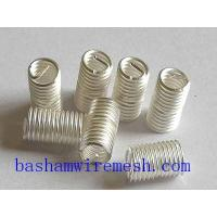 Hot Sale M2X0.4 stainless steel wire thread insert Manufactures