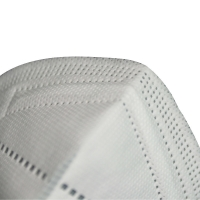 KN95 GB2626 Non Woven 4 Layer Disposable Face Mask With Earloop Manufactures