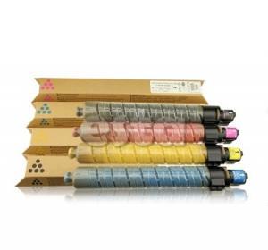 MP C2800 Cyan Ricoh Printer Toner Color Compatible Ricoh Aficio MP C3300 Manufactures