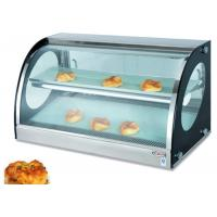 Counter Top Warming Display Showcase / HT-900 Commercial Refrigerator Freezer Manufactures