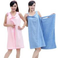 Buy cheap Bathrobe Beach Wearable Beach Towel Bath Towel Variety Sexy Superfine Fiber Magic Towel from wholesalers