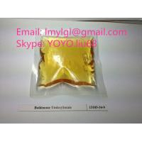 High Purity Bulking Cycle Steroids Boldenone Undecylenate Equipoise CAS 13103-34-9 Manufactures