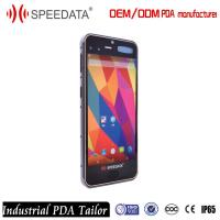 Buy cheap TCP IP Wireless Handheld Smartphone Android PDA Laser Barcode Scanner with Memory from wholesalers