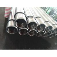 Steel Hollow Hardened Shaft With Chrome Plating , 1000mm - 8000mm Manufactures