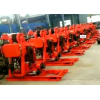 China XY-1 Hydraulic Portable Water Well Drilling Rig Machine/Geological Drilling Rig Machine on sale
