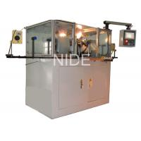 AC Servo Small Wire Winding Machine , Automatic Winding Machine For Dc Motor / Ac Motor Manufactures
