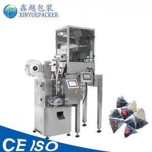 High Accuracy Tea Sachet Packing Machine , Automatic Granule Packing Machine Manufactures