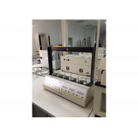 Computer Controlled Adhesion Test Equipment For Addhesives Tapes ASTM D3654 Manufactures