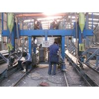 Buy cheap Double T Shaped Hydraulic Bending Machine H Beam Submerged Arc Welding Machine from wholesalers