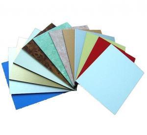 Polyester Paint Aluminum Metal Composite Material, ExteriorBuildingCladdingPanels Manufactures