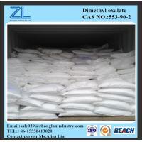 Dimethyl oxalate,CAS NO.:553-90-2 - Manufacturers, Suppliers & Exporters Manufactures