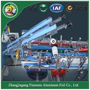 Special  professional semi automatic  foil carton gluer machine Manufactures