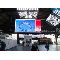 1/4 Scan Indoor Ultra Thin LED Display P10 Full Color Advertising Manufactures