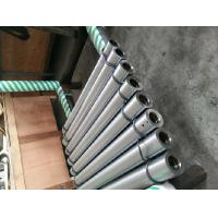 40Cr Hollow Round Hydraulic Piston Rod , Induction Hardened Bar Manufactures