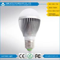 Buy cheap E27 LED Bulbs Light Bulbs,5W Equivalent to 40W Incandescent Bulb , 6500K, COOL from wholesalers