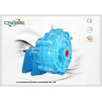 High Pressure Slurry Pump for Delivering Iron Sand Slurry to Dewatering Cyclones Manufactures