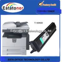 1640D Toshiba E-studio Toner Cartridge With Chip For Digital Copiers Manufactures