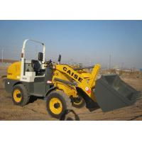 Diesel Small Tractor Front End Loader , Hydraulic CS910 Articulated Wheel Loader Manufactures