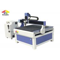 Hobby Use CNC Engraving Machine Low Noise With 2 Zones Vacuum PVC Table Manufactures