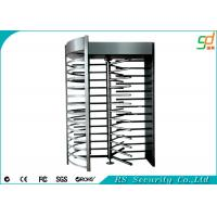 Quality Intelligent Turnstile Full Height Turnstiles Entrance Control System for sale