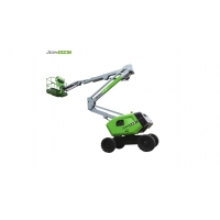 Horizontal Outreach 7.5m Articulating Boom Lift Platform Capacity Unrestricted 230kgs Manufactures