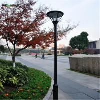 Simple European Outdoor three meters outdoor garden lights led head lamp energy light Chinese Manufactures