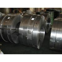 304 / 316 / 430 Cold Rolled Steel Strip in Coil With 2B / BA Finish, 7mm - 350mm Width Manufactures