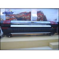 Crystaljet 4000 Solvent Based Inkjet Printer With Seiko 510 35/50PL Printhead Manufactures