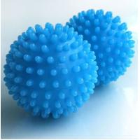 Laundry Washing Vinyl Pet Toys Round Softener As Seen On Tv Dryer Balls Diameter 7cm Manufactures