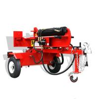 China Coal 40T diesel log splitter wood log splitter with diesel power Manufactures