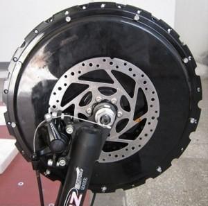 36V Front Wheel Motor (M-008) Manufactures