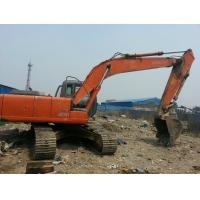 Second Hand 20 Tonne Hitachi Zx200 Excavator 19400kg Operation Weight 0.8cbm Manufactures