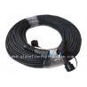 ODVA LC Duplex CPRI Glass Fiber Optic Cable Waterproof RRU RRH 100m - 1000m Manufactures