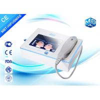 Portable Mini Home Use Hifu Machine For Anti - agent Wrinkle Wholesale HIFU For Face Lift And Body Slimming Manufactures