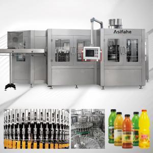 China Bottled Fruit Juice Production Line / Equipment /Apple juice blueberry juice beverage factory equipment on sale