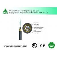 Thunder-Proof 48 Core Single Mode Fiber Optic Cable ADSS Manufactures