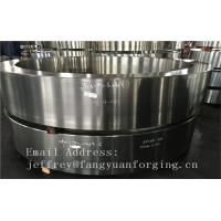 SCM440 Alloy Steel Forged Gear Blanks 42CrMo4 1.7225 AISI4140 ABS DNV BV RINA NK Tempering Rough Machining Manufactures