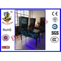 Buy cheap Vibratable Arcade Pinball Machine , TRON Arcade Machine Coin Operated from wholesalers
