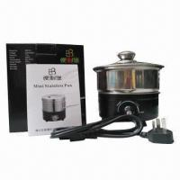 Buy cheap Electric Multi-cooker with 1.5L Capacity from wholesalers