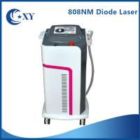 808nm Permanent Diode Laser Hair Removal Machine For Salon 0~120J/Cm2 Manufactures