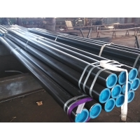 """6"""" Schedule 40 ASTM A53 A106 Grade B Black Carbon Seamless Steel Pipe Manufactures"""