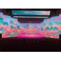 Hanging Indoor Rental LED Display Stage Event LED Panel P2.9 700w/sqm Nationstar Manufactures