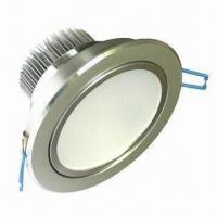 LED Downlight with 100 to 240V AC/50 to 60Hz Input Voltages and 650/692lm Luminous Flux Manufactures